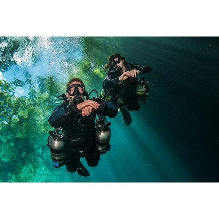 Padi PADI Sidemount Diver