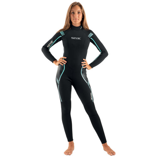Seac Sub Feel Ultraflex 3mm wetsuit Dames