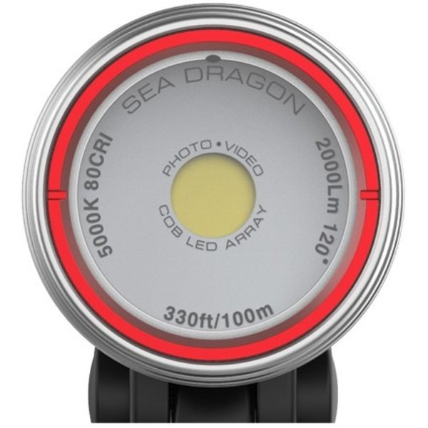 Sea Dragon 2000F UW Foto-Video lamp set