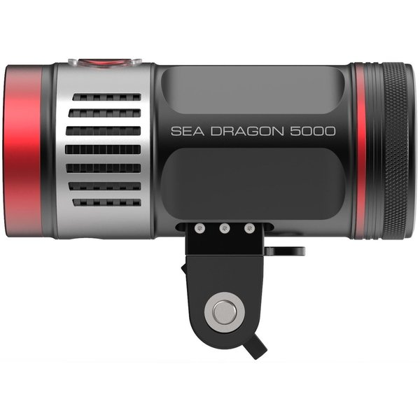 Sea Dragon 5000 Auto UW Foto-Video Lamp