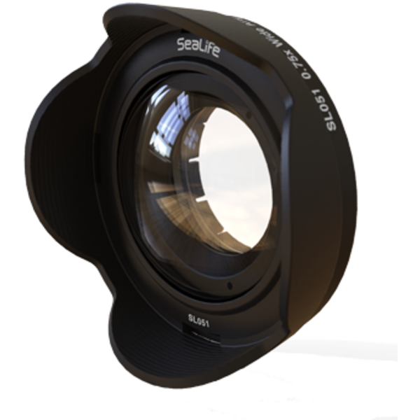 0,75x Wide Angle Conversion lens