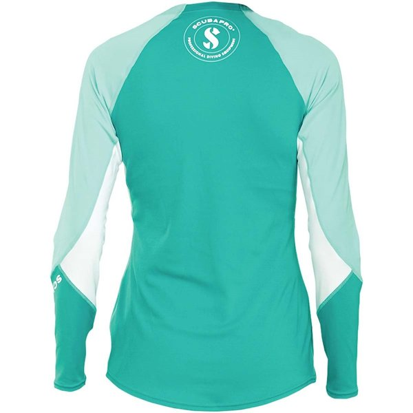 Carib Rashguard Long Sleeve C-Flow Women U50