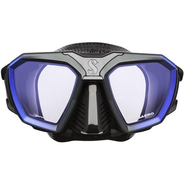 D-Mask Blauw/Zwart Wide