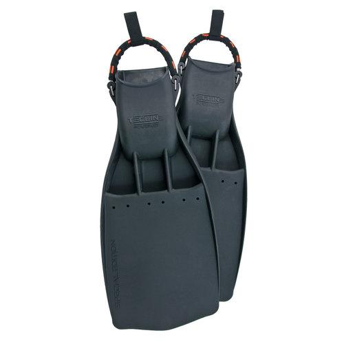 Tecline Rubber Fins PowerJet - Hard