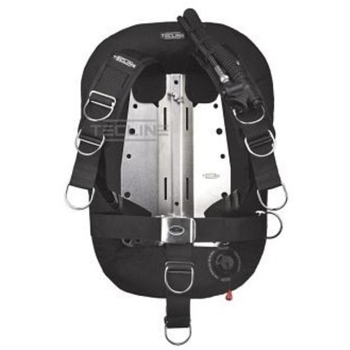 Tecline Tecline Donut 15 with Comfort harness, built in mono adapter, tank belts & BP
