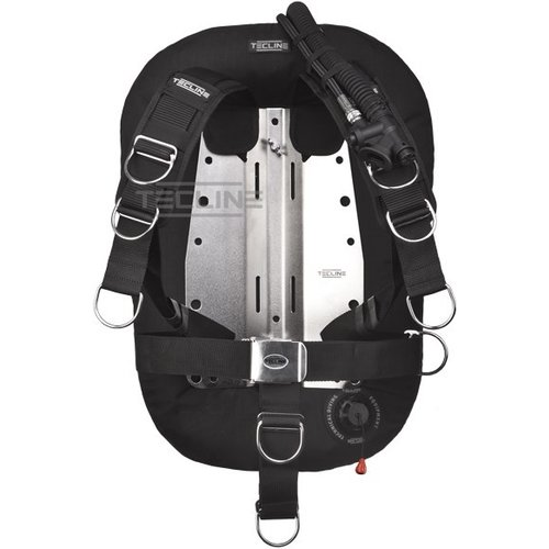 Tecline Tecline Donut 15 with Comfort harness, built in mono adapter, weight pocket, tank belts & BP