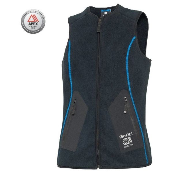 SB System Mid Layer Vest Women