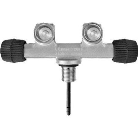 Eurocylinder Systems DUBBELE KRAAN M25 x 2