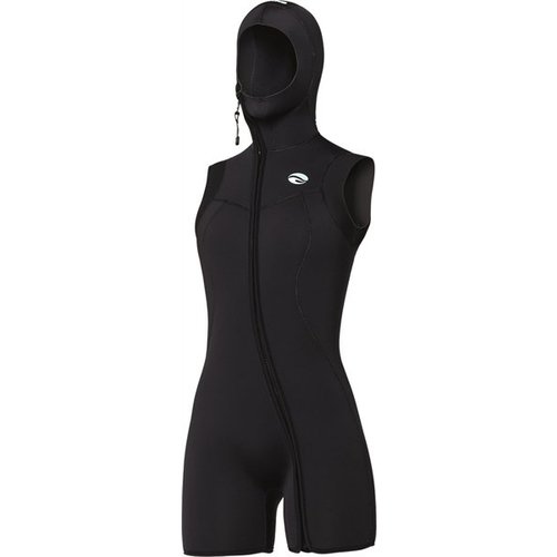 Bare 7mm Nixie S-Flex Step-In Hooded Vest Women