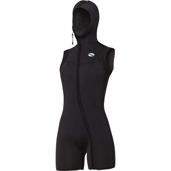 7mm Nixie S-Flex Step-In Hooded Vest Women