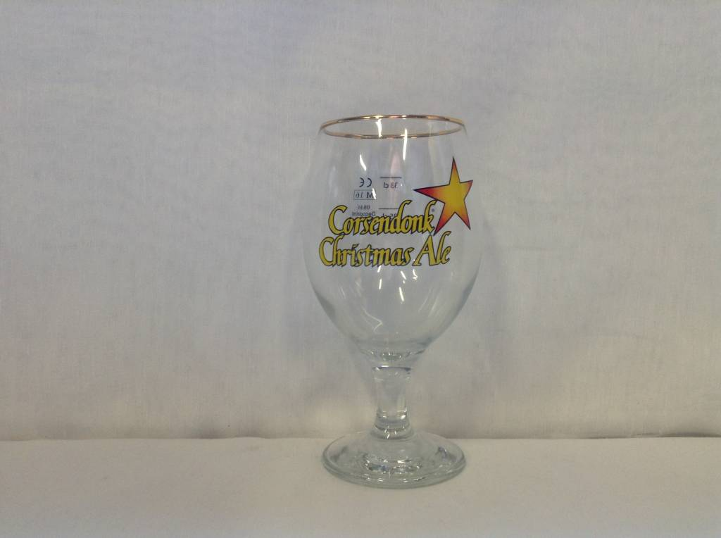CORS. CHRISTMAS GLAS
