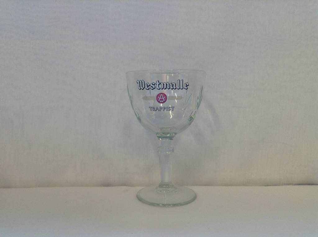 WESTMALLE GLAS 17 CL