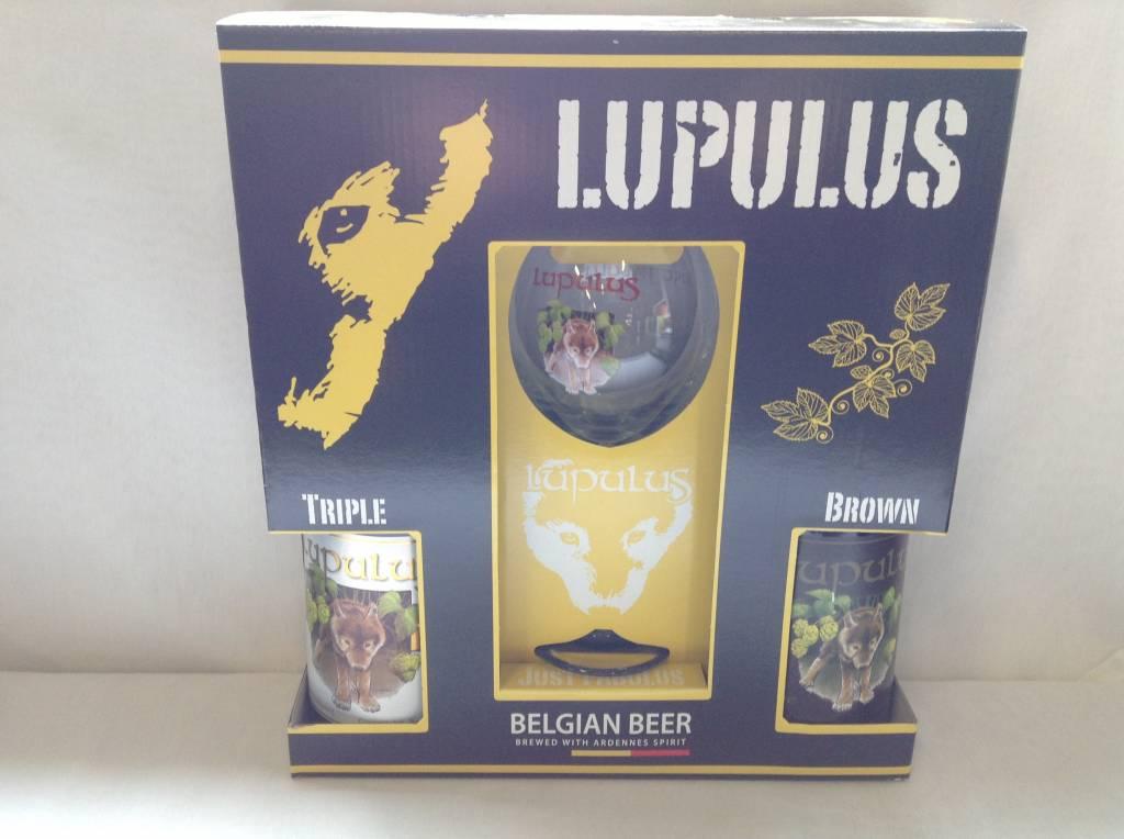 LUPULUS GV 2X75 CL + GLASS