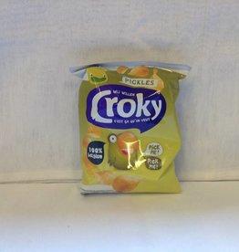 CHIPS CROKY PICKLES 40G