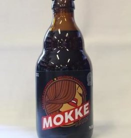 MOKKE BRUIN 33 CL