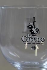LA CORNE GLASS 33 CL