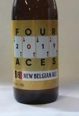 FOUR ACES BELGIAN  33 CL