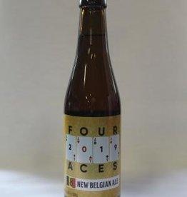 FOUR ACES BELGIAN ALE 33 CL
