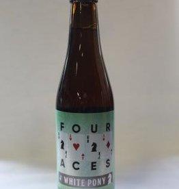 FOUR ACES WHITE PONY 33 CL