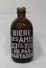 BIERE DES AMIS 33 CL