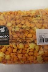 BBQ CHILI STARS 300 g
