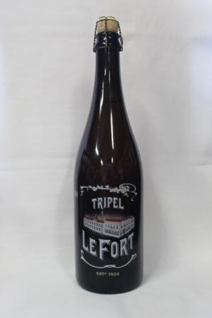 LEFORT TRIPEL 75 CL