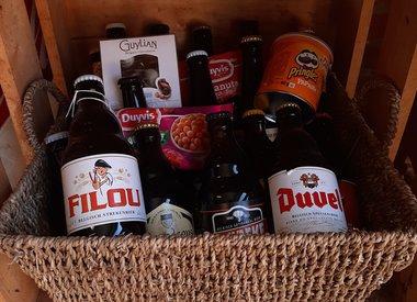 Beer baskets