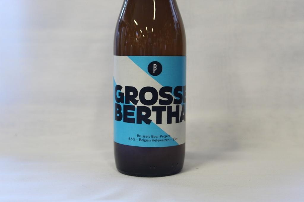GROSSE BERTHA 33 CL