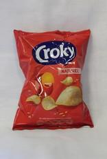 CHIPS CROKY ZOUT 40 GR