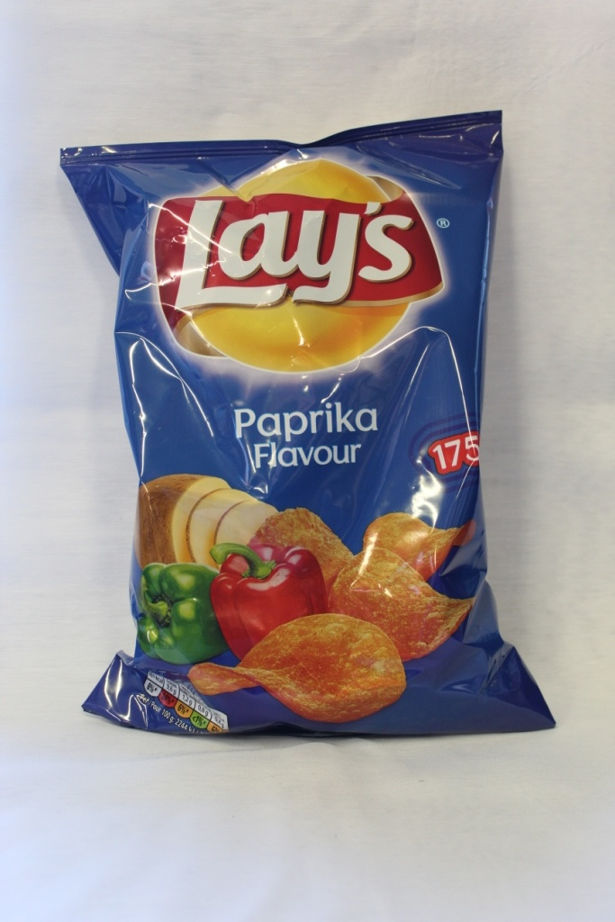 CHIPS LAYS PAP 175 GR