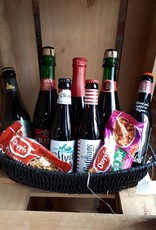BLACK BASKET SMALL KRIEK
