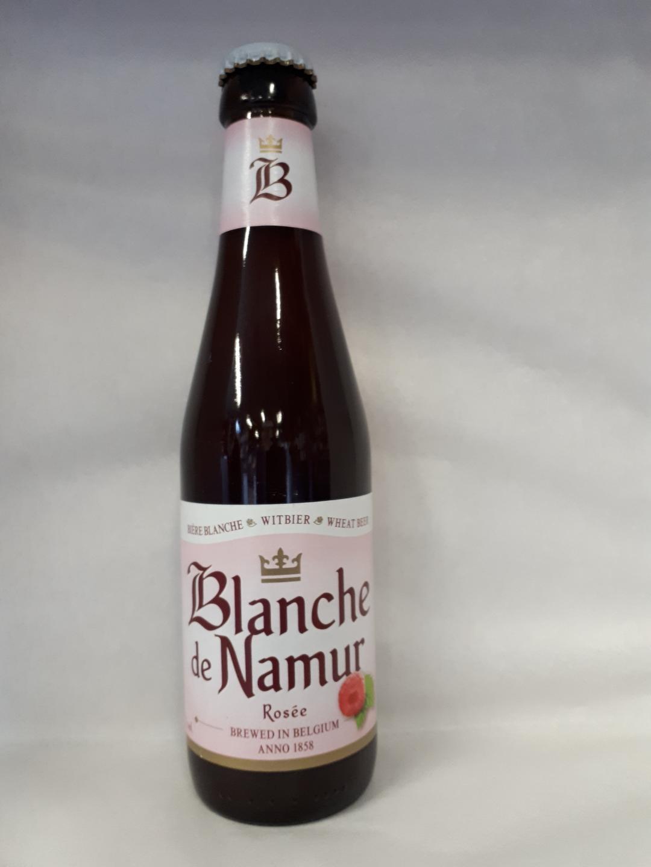 BLANCHE DE NAMUR ROSE 25 CL
