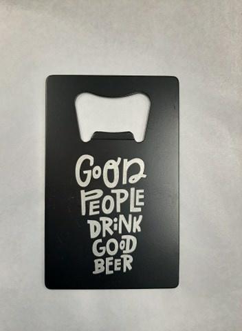 CARD OPENER GOOD PEOPLE