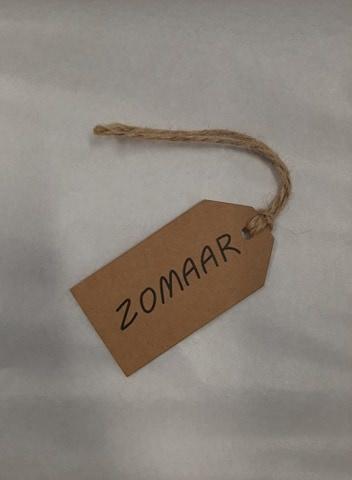 KRAFT WENSLABEL - ZOMAAR