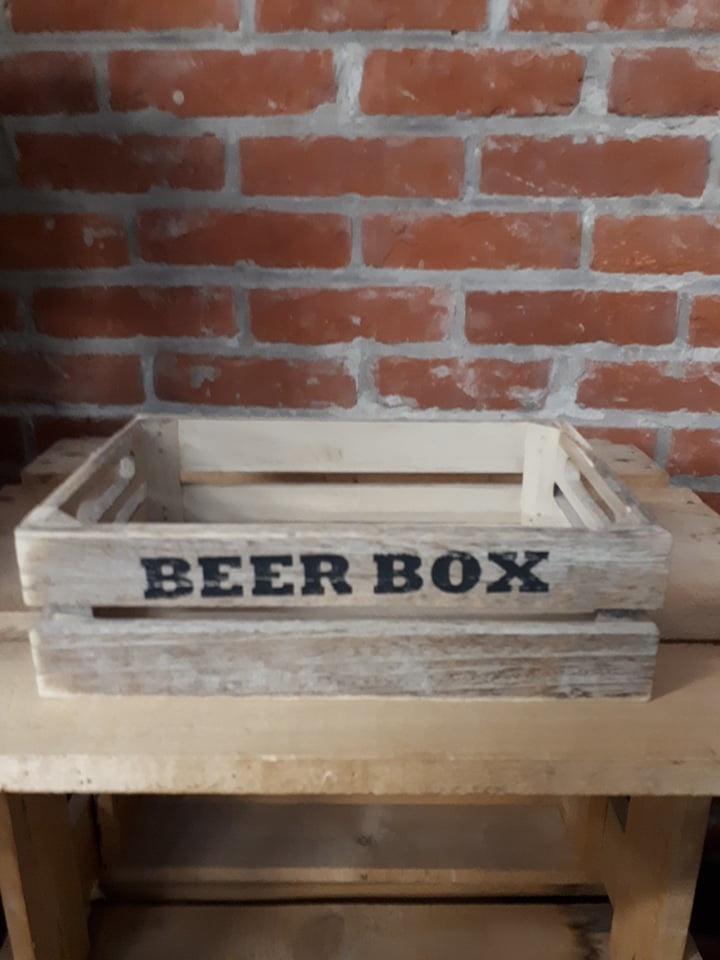BEERBOX 6 BUIKFLES