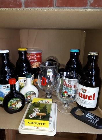 TASTING BOX CHOUFFE/DUVEL