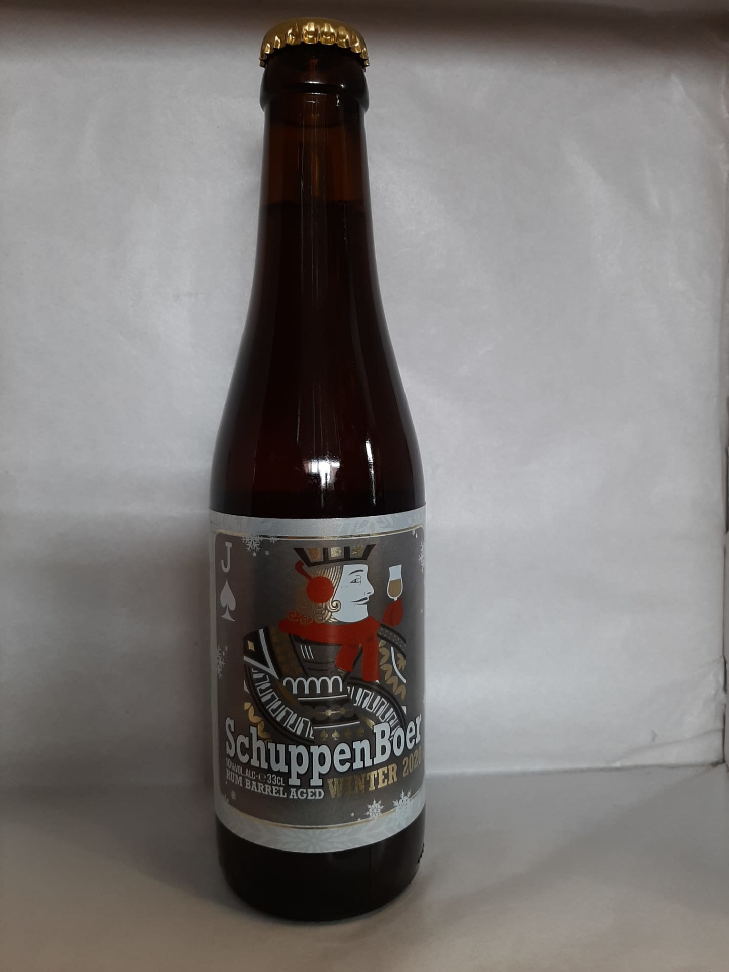 SCHUPPENBOER WINTER 33 CL