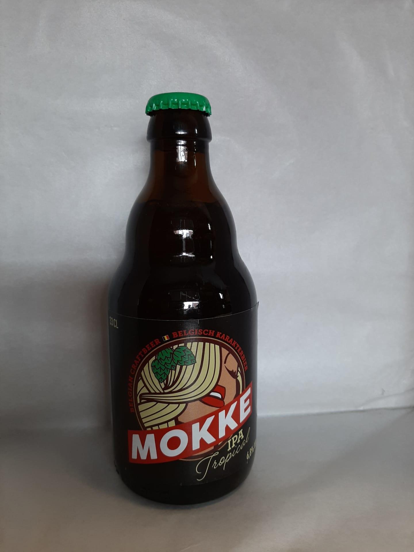 MOKKE TROP. IPA 33 CL