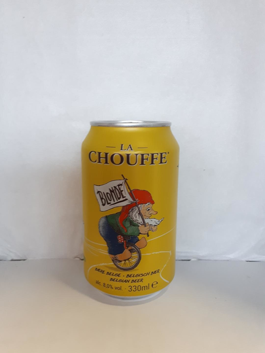 CAN CHOUFFE BLONDE 33 CL