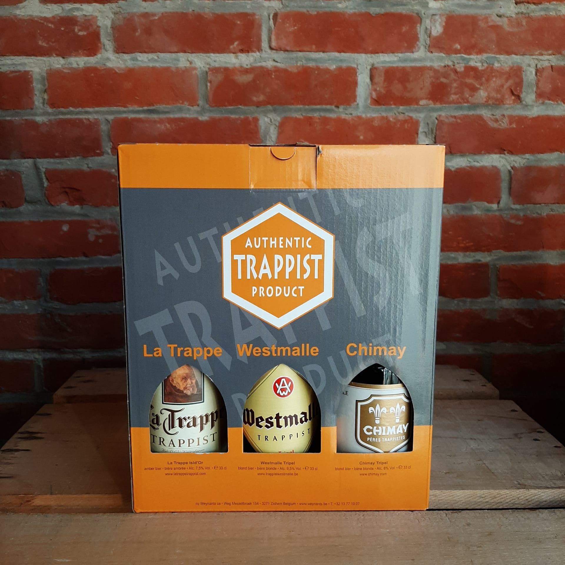 TRAPPIST BOX 6X33 CL