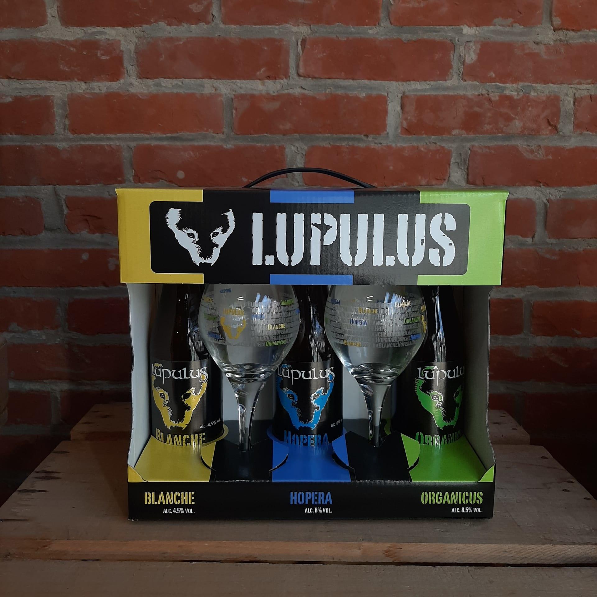 LUPULUS GV 3X33CL+ 2GL
