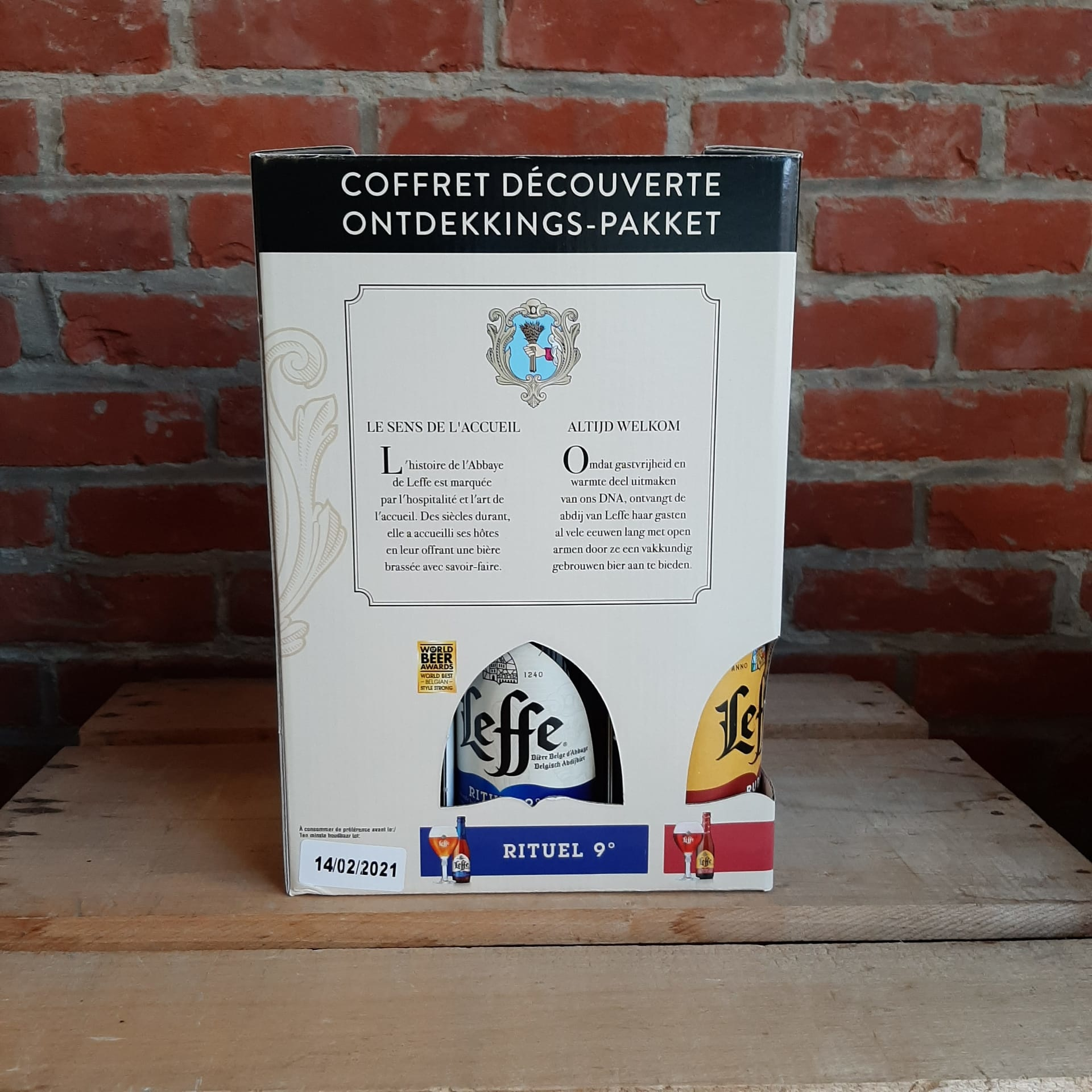 LEFFE DISCOVERYPACK