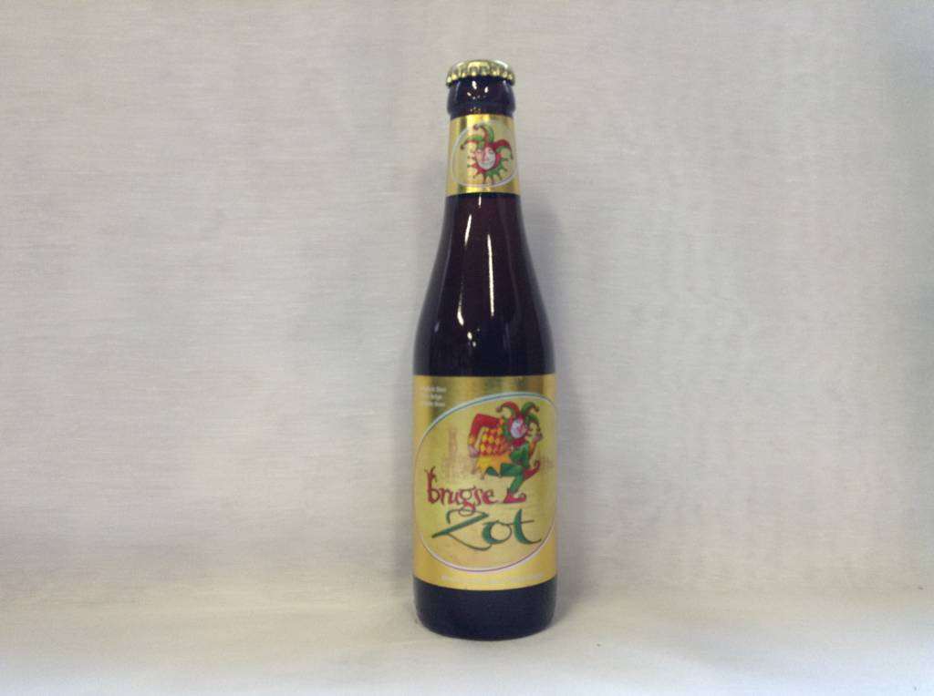 BRUGSE ZOT BLOND 33 CL