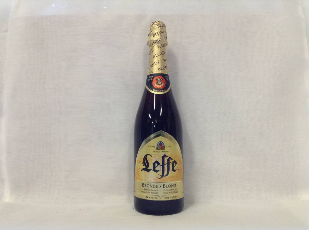 LEFFE BLOND 75 CL