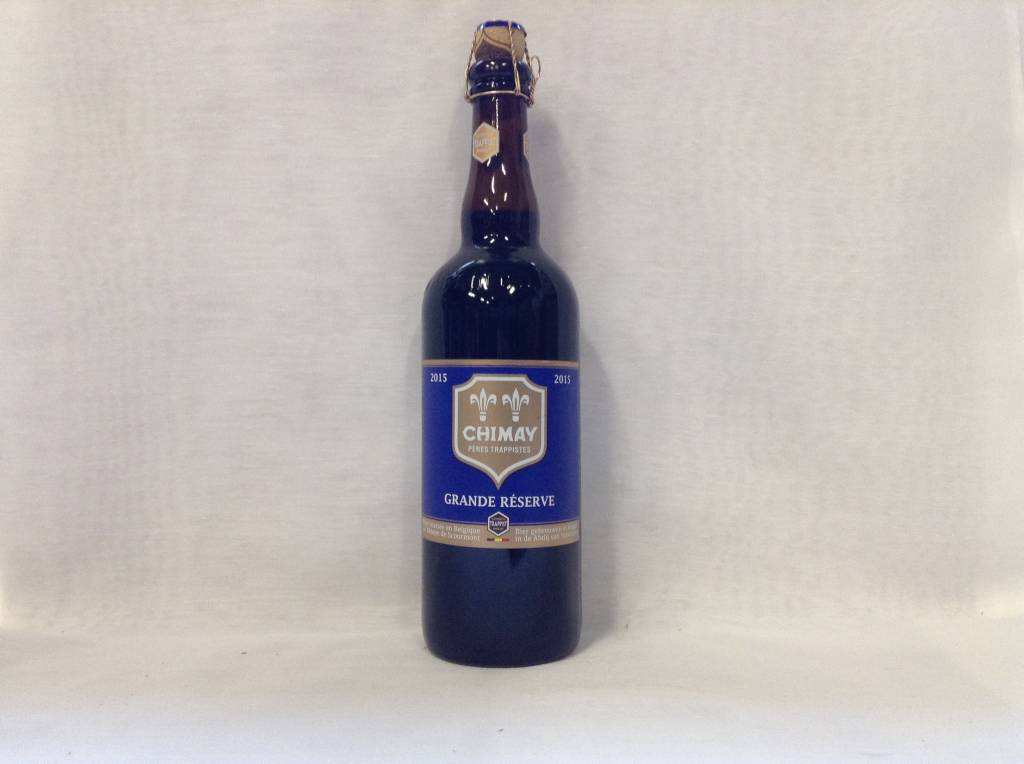 CHIMAY GR RES BLAUW 75 CL