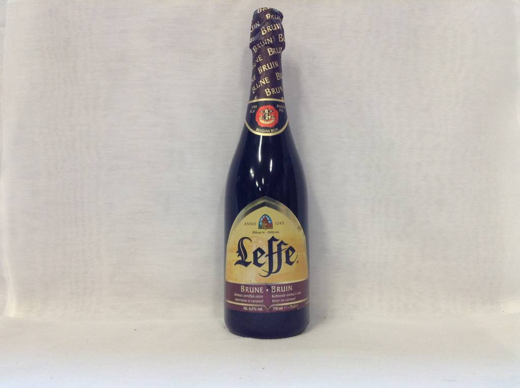 LEFFE BROWN 75 CL