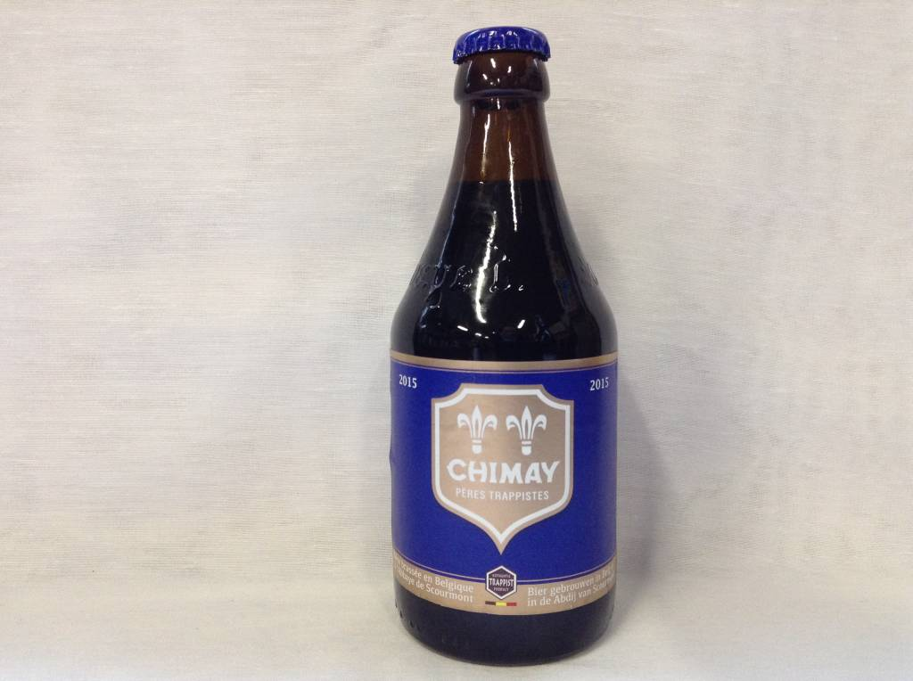 CHIMAY BLAUW 9° 33 CL