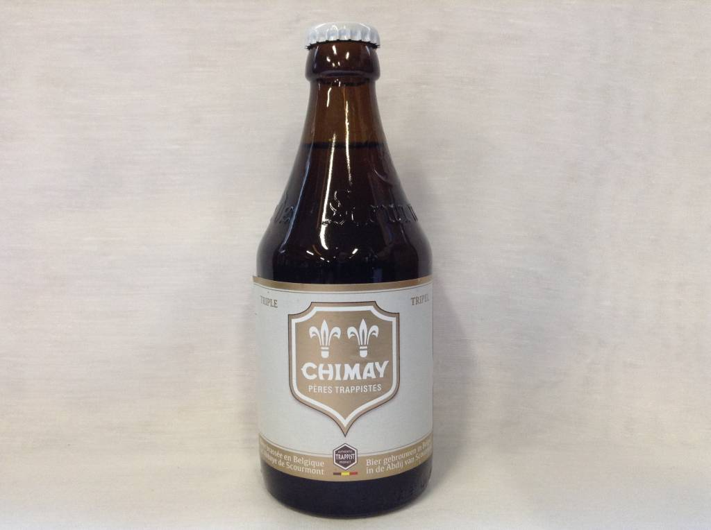 CHIMAY 8° WIT 33 CL