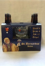ST. BERNARDUS GVP 4x33 CL + GLAS
