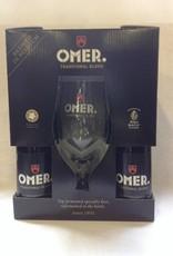 OMER DOOS 4X33CL+GLAS